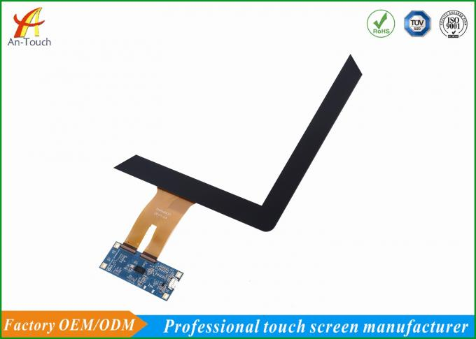 Custom 15 Inch Projective Touch Screen Panel GG Structure