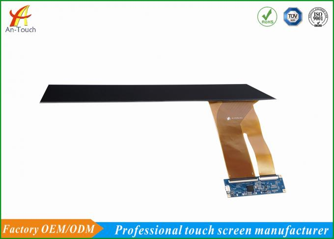 Projected Capacitive Large Touch Screen 32 Inch For Advertising Machine