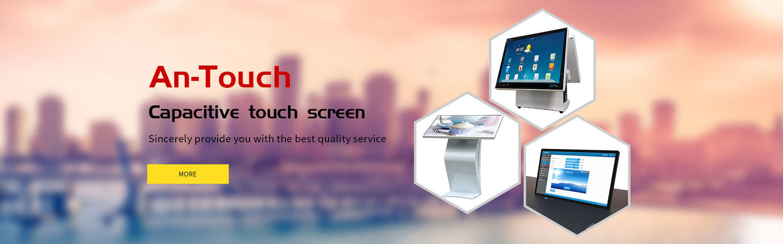 China best Capacitive Touch Panel on sales