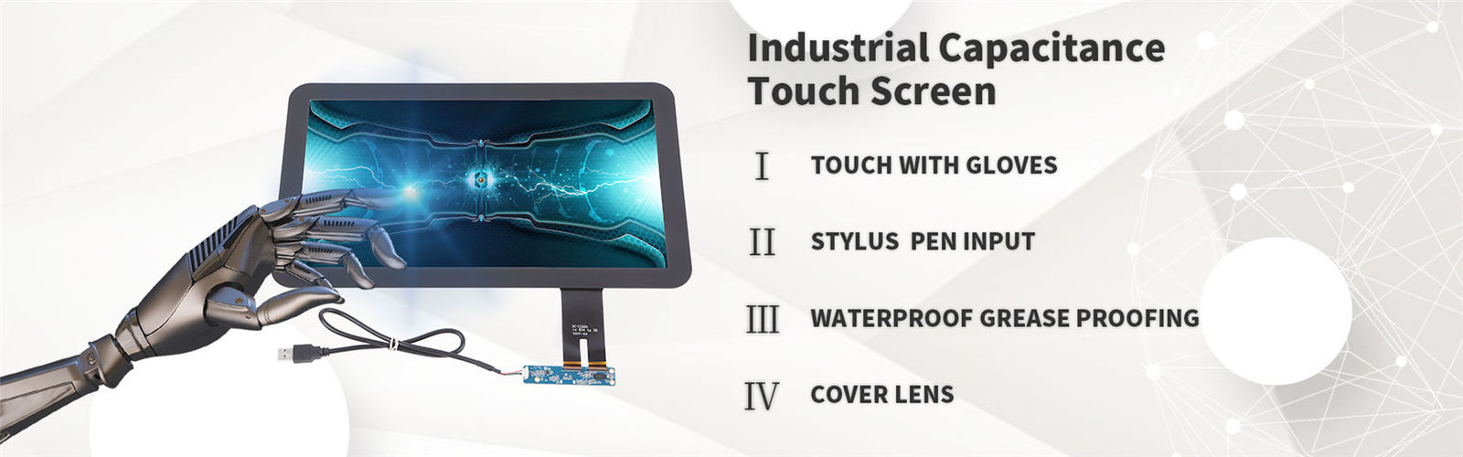 China best Industrial Touch Panel on sales