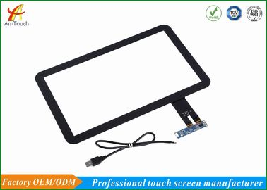 China 15.6 Inch Advertising Touch Screen High Efficient With Transparent Touch Panel supplier
