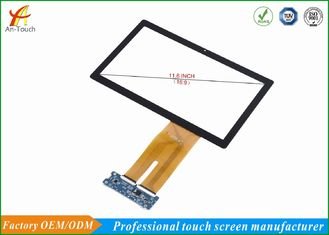 China Waterproof 11.6 Inch Capacitive Touch Screen Panel For Cash Register supplier