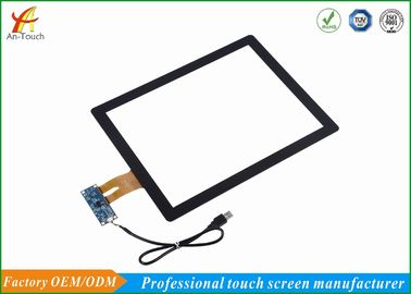 China Low Power Smart Home Touch Screen , 15 Inch Touch Panel Scratch Resistant supplier