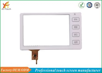 China White USB Touch Screen 7 Inch GG Structure For The Nurse Called Machine supplier