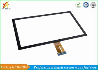 China Interactive KTV Touch Screen Overlay Kit 32 Inch GG Structure With 1-10 Touch Point supplier