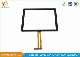 China Capacitive Waterproof Touch Panel 17 Inch 338.92*271.34mm Module View Area supplier