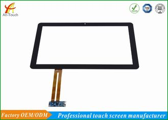 High Accuracy Usb Powered Touch Screen 21.5 Inch Driver Free For Advertising Display