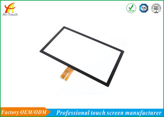 High Accuracy Capacitive Touch Panel With USB/IIC/RS232 Interface