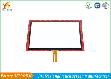 Fast Response Projected Capacitive Touch Panel For POS Machine 588.95*356.55mm