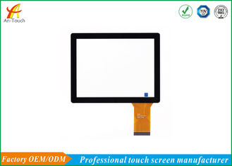 8 Inch Projective Touch Screen , High Sensitive Multi Touch Touchscreen