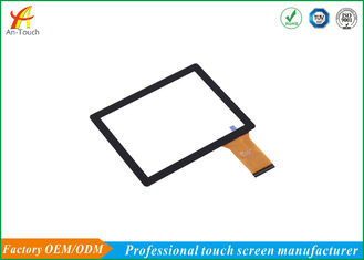 Glass Capacitive Multi Touch Screen / USB POS Machine Touch Screen