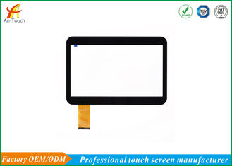 OEM LCD Capacitive Car Touch Panel Multi Touch 10 Point External Use