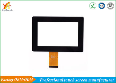 Logo Printed Car Touch Panel Free Drive , Plug And Play ILITEK 2511