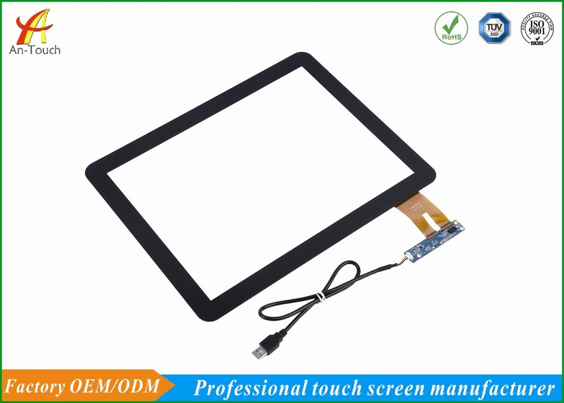 Handwriting External Usb Touch Screen , 15 Inch Karaoke Touch Screen Panel