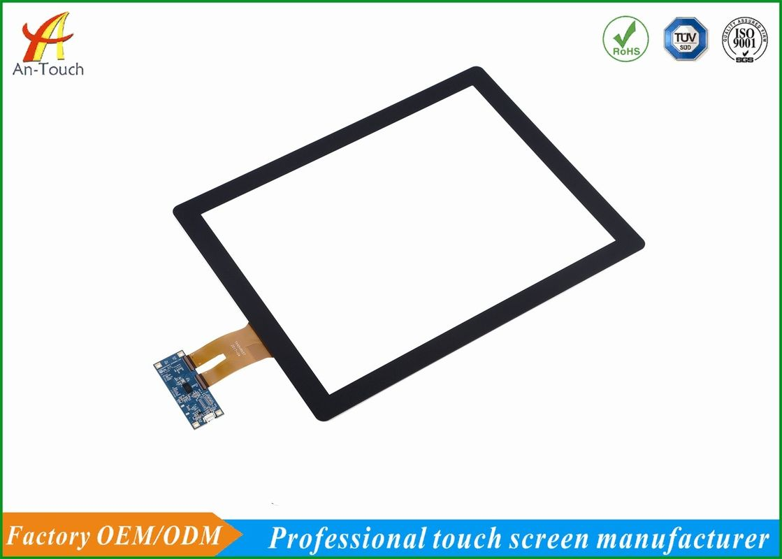 15.0 Inch Capacitive Touch Panel Screen Tablet Pos System For Restaurant Ordering System