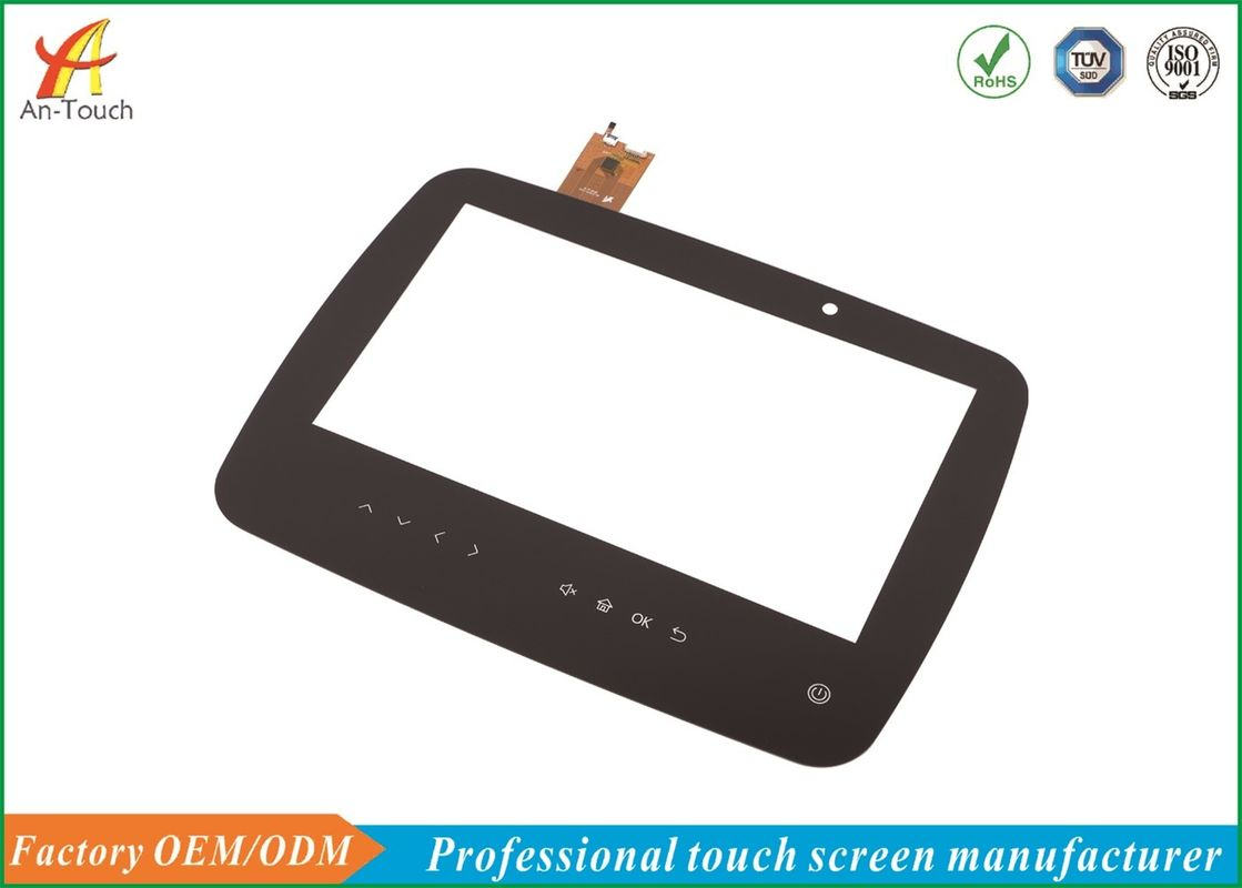 High Resolution Capacitive Touchscreen Display 13.3 Inch For Touch Monitor