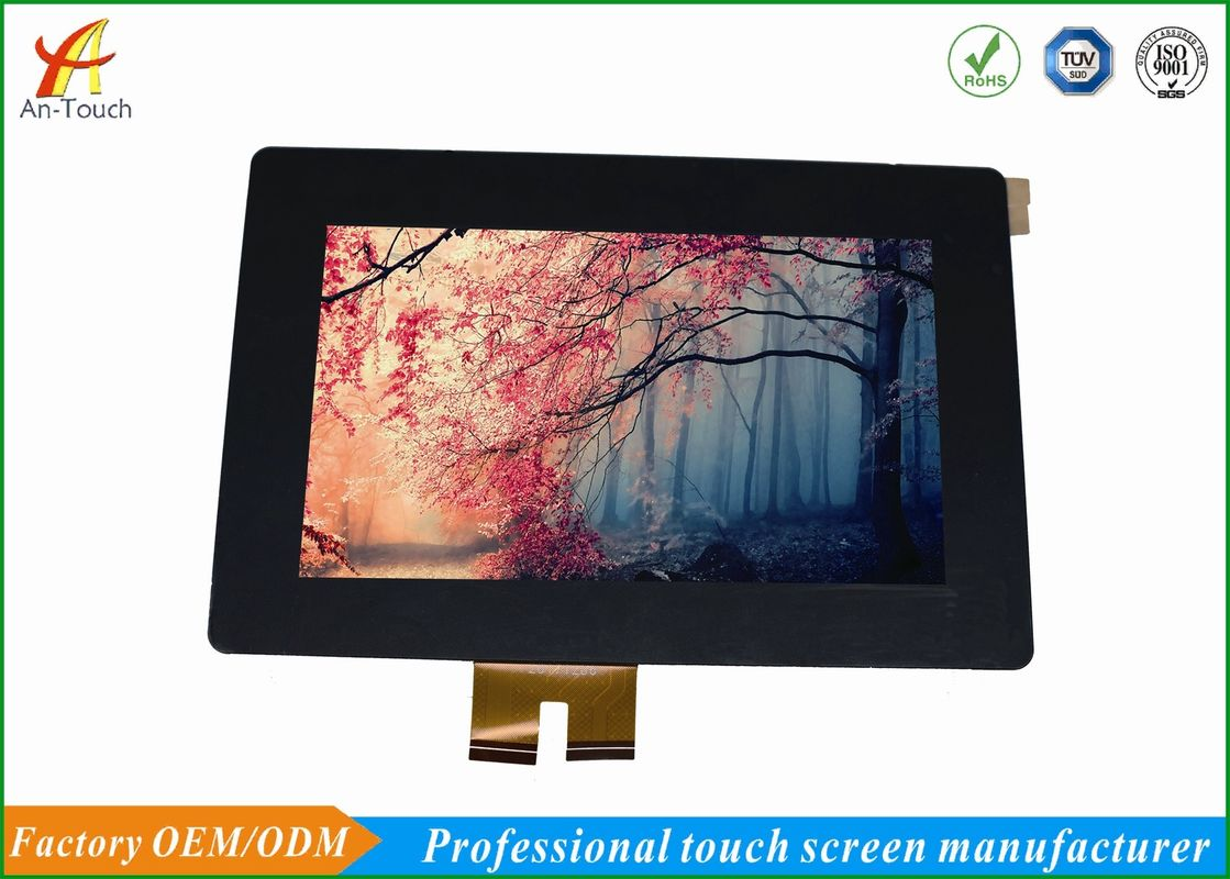 Car GPS Navigation Usb Touch Panel , 7 Inch Tablet Touch