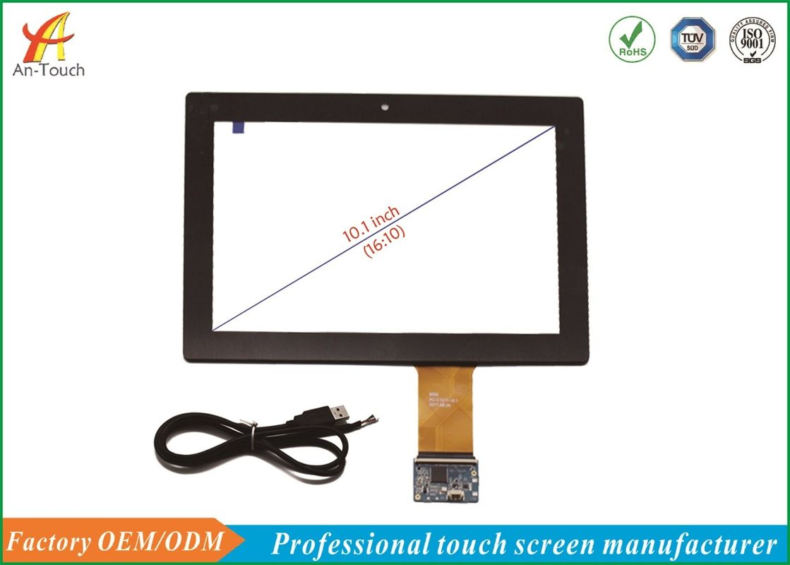 Stable Performance Multi Touch Touchscreen 10.1 Inch For Touch Digital Photo Frame supplier