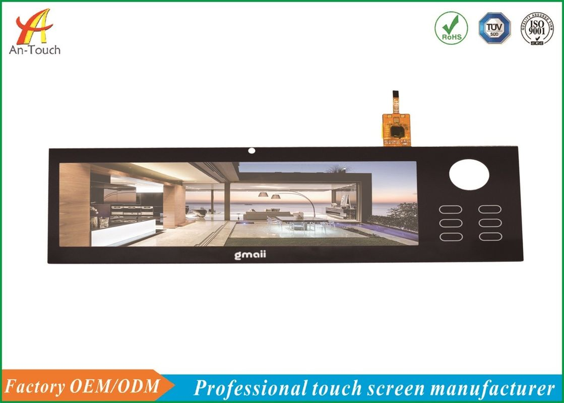 Explosion Proof Smart Home Touch Panel 8 Inch For Android Linux ...