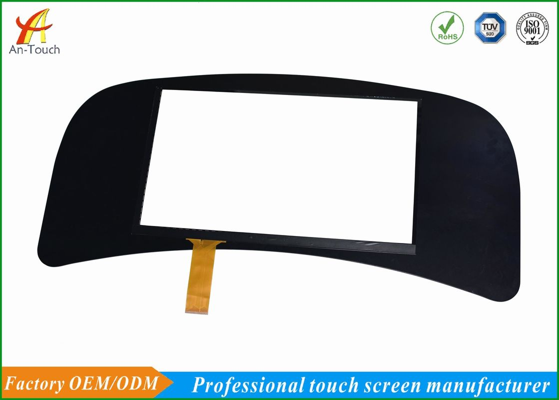185 Inch Waterproof Touchscreen Display Usb Capacitive Touch And Resistive Ic Screen Overlay Kit