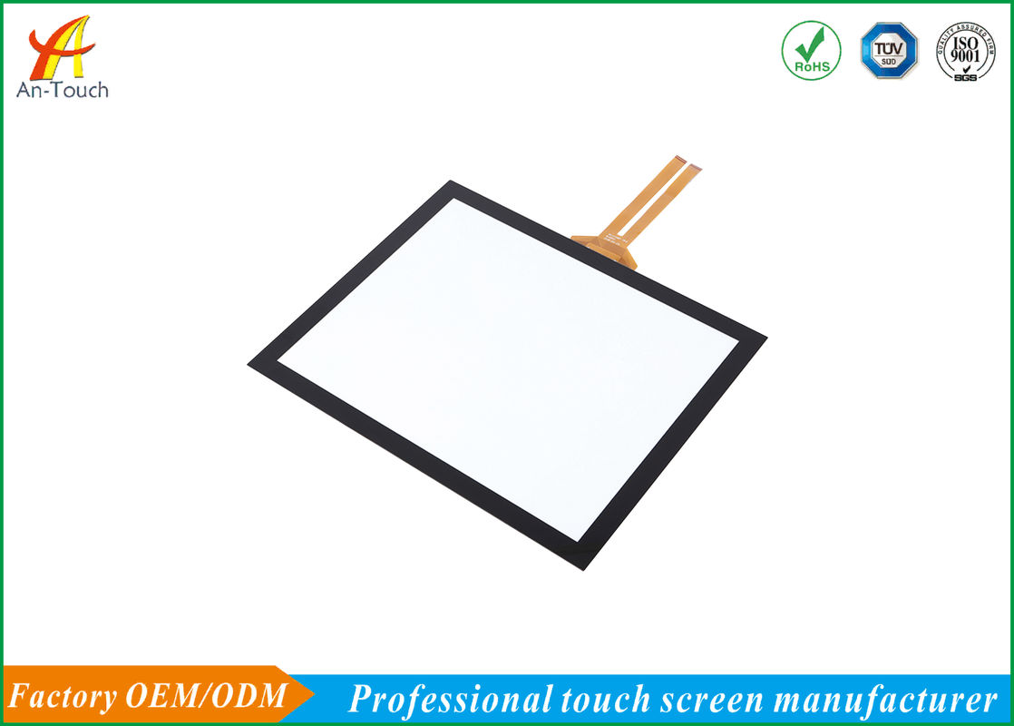 USB Capacitive Multi Touch Screen , Front Waterproof Industrie Touch Panel supplier