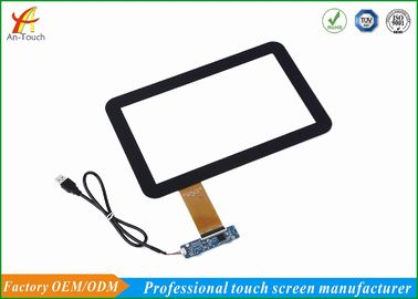 Dustproof USB Touch Screen Front Panel 11.6 Inch High Durability For Medical Monitor